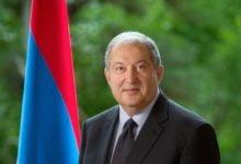 Photo of Արմեն Սարգսյանը շնորհավորել է Կորեայի նախագահին