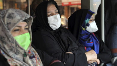 Photo of Իրանում վարակակիրների թիվը մեկ օրում ավելացել է  2.979-ով, մահացածներինը՝ 81-ով