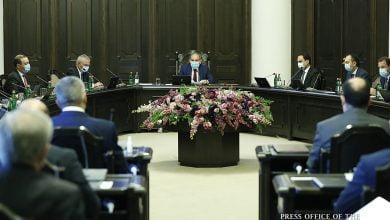 Photo of Կառավարության նիստը՝ ուղիղ