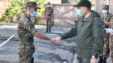 Photo of Վարչապետն այցելել է ՊՆ N զորամաս