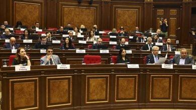Photo of ԱԺ «Իմ քայլը» խմբակցության նիստում քննարկվել են ՍԴ դատավորի թեկնածուների վերաբերյալ հարցերը