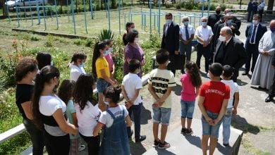 Photo of Արմեն Սարգսյանն այցելել է սահմանամերձ Չինարի գյուղ