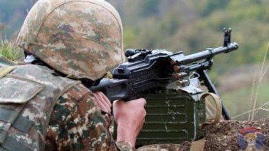 Photo of Հակառակորդը հայկական դիրքերի ուղղությամբ արձակել է շուրջ 2800 կրակոց. ԱՀ ՊՆ