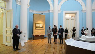 Photo of ՀՀ և Իտալիայի նախագահների բարձր հովանու ներքո նախագահական նստավայրում կգործի իտալական արվեստի բացառիկ նմուշների ցուցադրություն