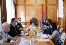 Photo of Ոստիկանության պետն ընդունել է Հայաստանում Հնդկաստանի դեսպանին