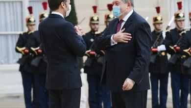 Photo of Ելիսեյան պալատում տեղի է ունեցել Արմեն Սարգսյանի և Էմանուել Մակրոնի հանդիպումը