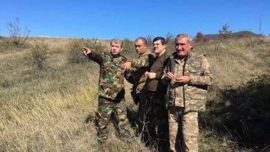 Photo of Արայիկ Հարությունյանը հանդիպել է աշխարհազորի մարտիկների հետ