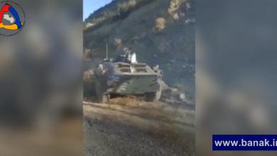 Photo of Բացառիկ տեսանյութ. Հարավային ուղղությամբ ջախջախված հակառակորդի զինտեխնիկան