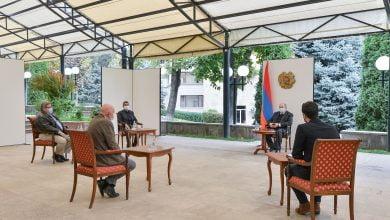 Photo of Արմեն Սարգսյանն ընդունել է Բելգիայի խորհրդարանի Ներկայացուցիչների պալատի անդամ Ժորժ Դալմանին