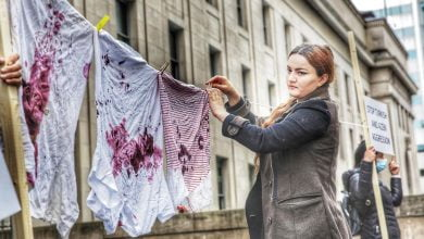 Photo of Տորոնտոյի «արյունոտ լվացք» խաղաղ ակցիան և ադրբեջանցիների սպառնալիքները