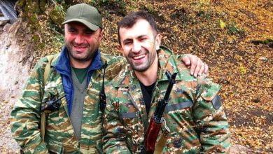 Photo of «Ես էլ հասա մեր Արծիվ տղերքին». Վարդան Բադալյանը ևս մեկնել է ռազմաճակատ