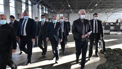 Photo of Վարչապետն այցելել է ռազմարդյունաբերական ընկերություններ և հանձնարարել արագ տեմպերով շարունակել արտադրական հզորությունների զարգացումը