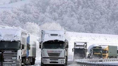 Photo of Ստեփանծմինդա-Լարս ավտոճանապարհը ձնահյուսի վտանգի պատճառով փակ է, ռուսական կողմում կա կուտակված 340 բեռնատար մեքենա