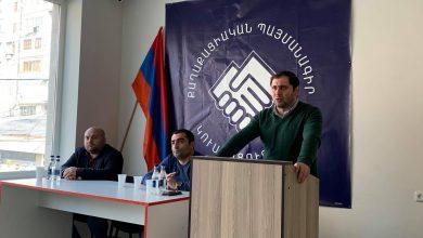 Photo of ՔՊ վարչության անդամները հանդիպել են Աբովյանի կուսակցականների հետ